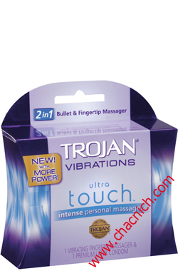may massage Mini Trojan Touch kich thich khoai cam