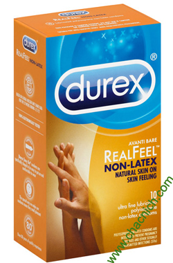 Durex Avanti Bare Real Feel