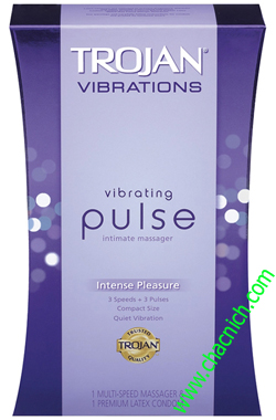 do choi nguoi lon cao cap trojan vibration pulse intense pleasure