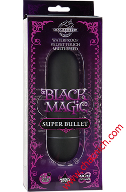 trung rung khong day Black Magic Super Bullet