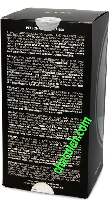 Gel bôi trơn cao cấp gốc nước Lelo Personal Lube ( Chai 150ml )