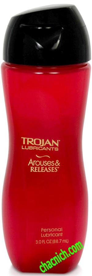 Kích thích khoái cảm phụ nữ Trojan Arouses And Releases