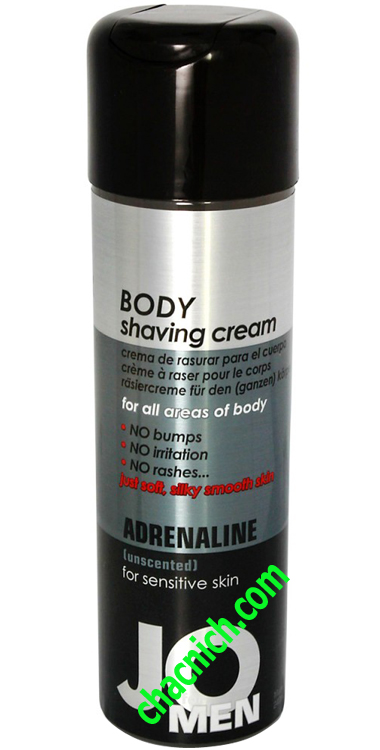 Gel Cạo Vùng Kín System Jo Adrenaline For Men