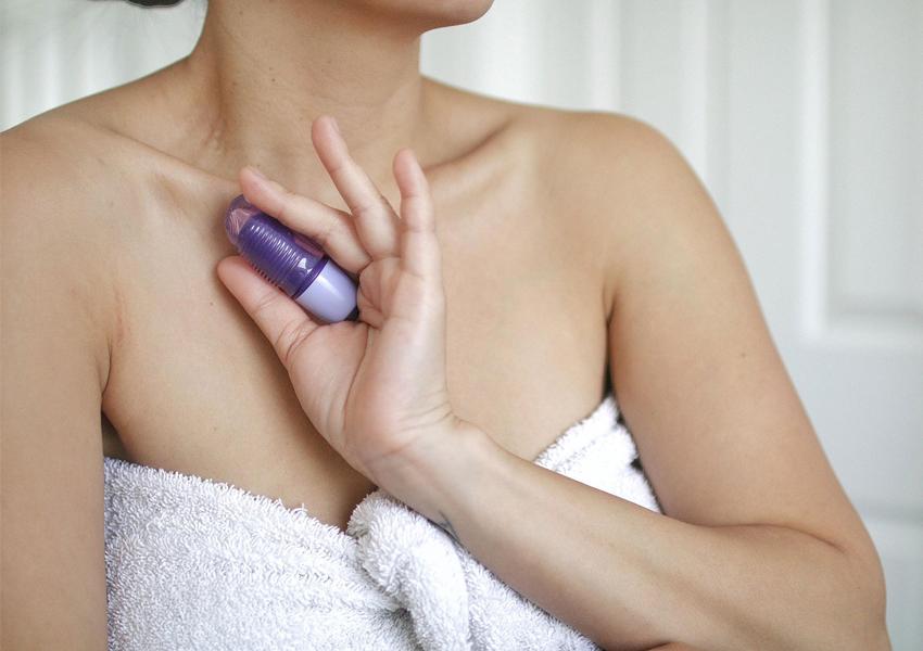 Máy massage ngón tay Vibrating Fingertip Personal